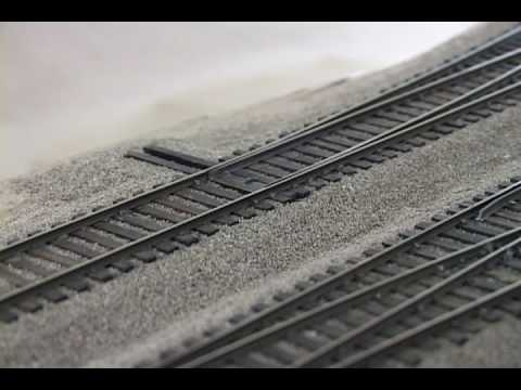 How to install easy reliable model train track wiring on your layout