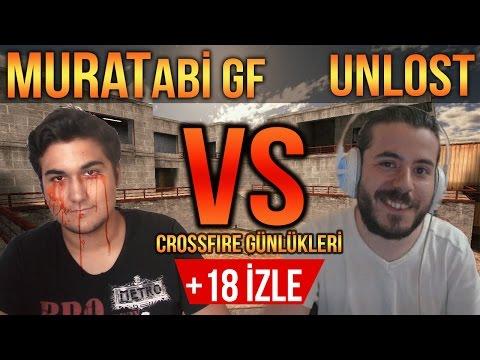 MURATABİGF vs UNLOST +18 / Half Life Crossfire Günlükleri #7 [Allah Belanı Versin!]