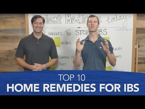 Top 10 Home Remedies for IBS