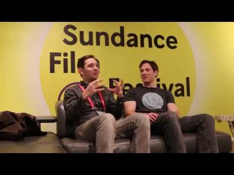 """""""All Characters Are Like Robots"""" - Screenwriter Chris Ford and Guy Goldstein"""