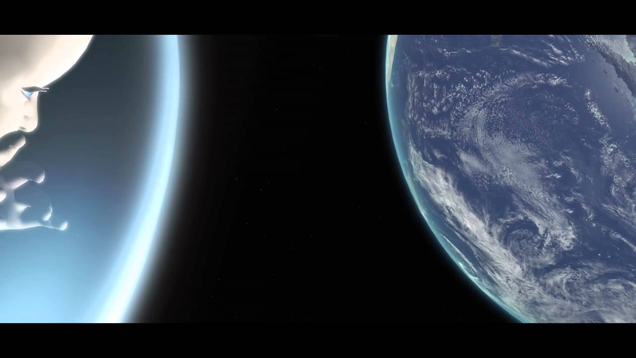2001: A Space Odyssey - End Remade - YouTube