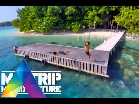 MY TRIP MY ADVENTURE 10 DES 2015 - Kepulauan Seribu Part 3/5