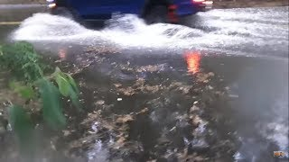 Draining a Flooded Street 2