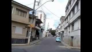 Itajubá - MG: Passeio por algumas ruas (II)