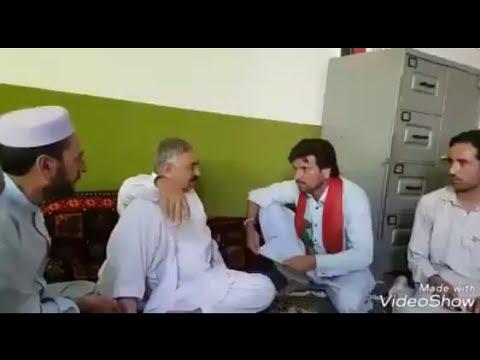 Bajaur agency Gulzafar and saeed ahmad jan fight