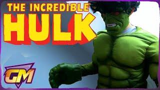 The incredible hulk parody