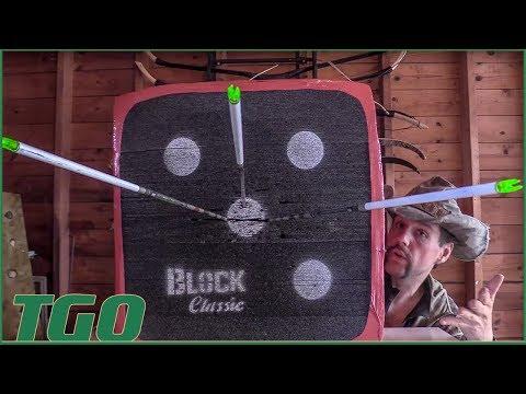 TGO | Bare Shaft Arrow Tuning Guide
