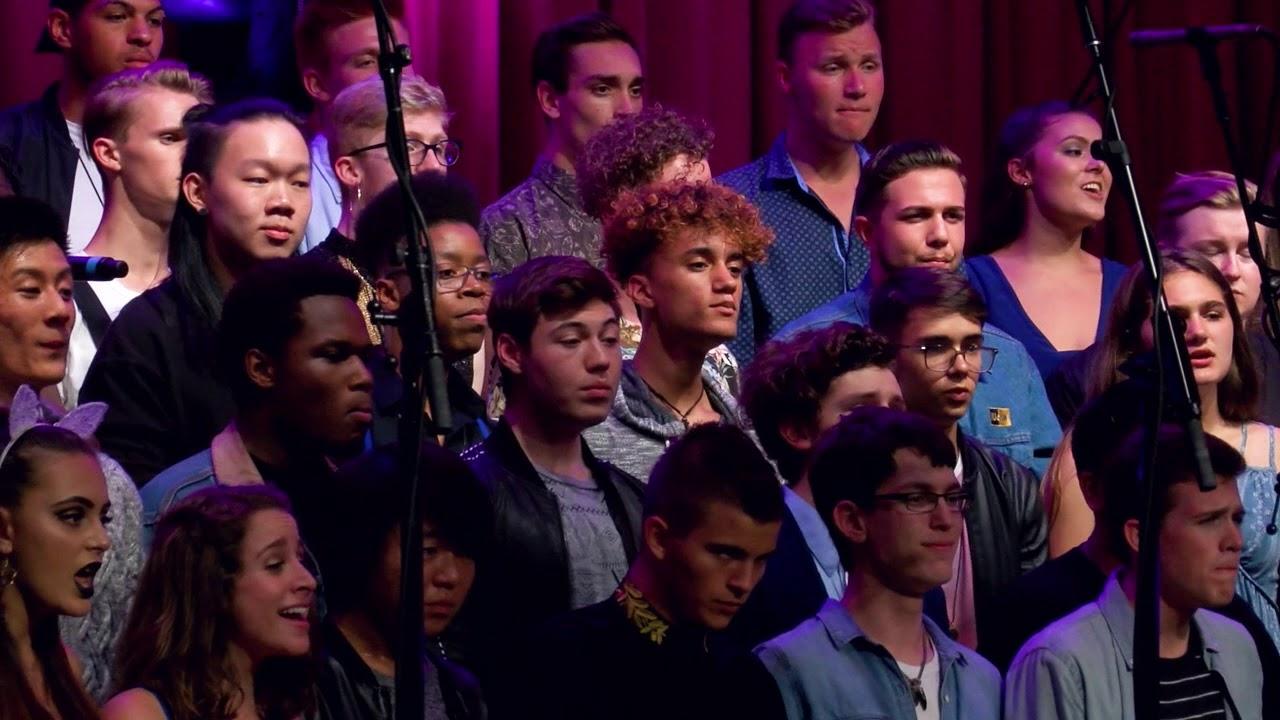 Academy Choir - How Can I Keep From Singing (Hymn)