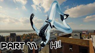 Spider-Man PS4 gameplay walkthrough part 11-Fisk hideout