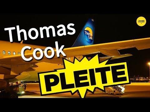 PLEITE von Thomas Cook: Diese Aktien jetzt kaufen!