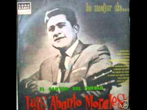 LUIS ABANTO MORALES - AMIGO DE QUE