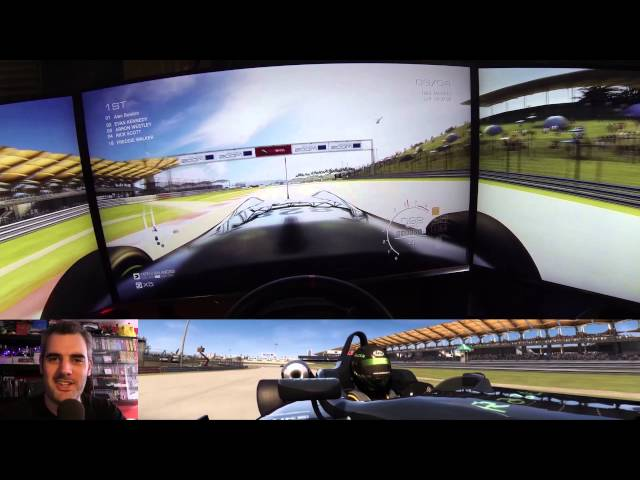 GRID Autosport Preview part 1