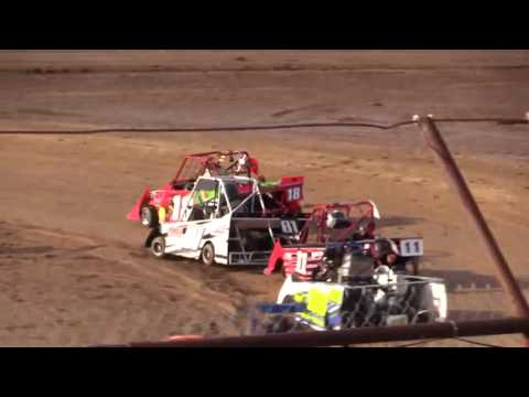 Legendary Hilltop Speedway Mini Wedge Feature 3-31-18