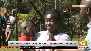 Kijana wa miaka 16 amuua mpenzi wa mamake katika kaunti ya Kericho