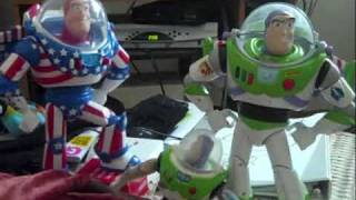 Buzz Lightyear Commercial Re-Make