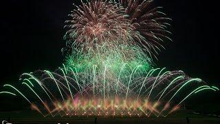 Pyronale 2014: Pyroemotions & Pyrodigit - Italy - Italien - fireworks - feuerwerk