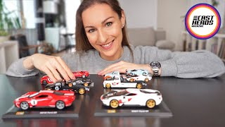 Ford GT Heritage Edition Unboxing