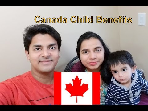Canada Child Benefits