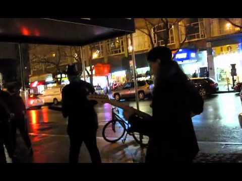 Tilted Axes: Music for Mobile Electric Guitars - Make Music Winter 2011 in  New York City