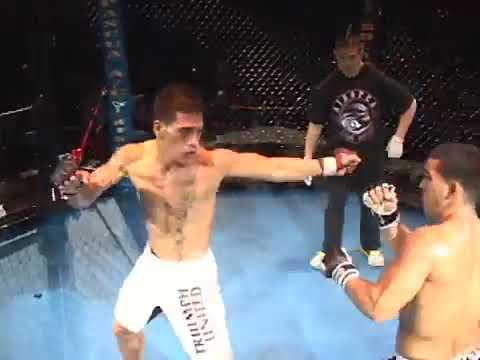 Maki Pitolo Vs Jason Camarillo Mayhem : MMA Hawaii