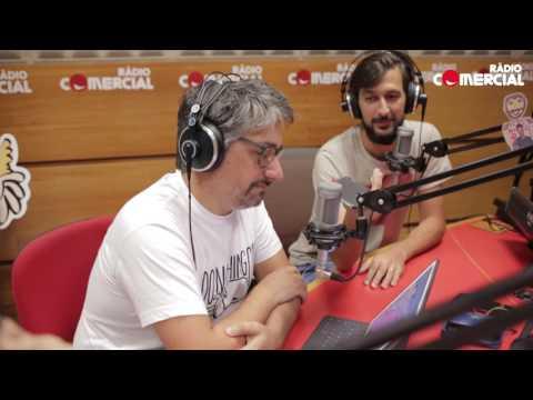 Rádio Comercial - Uma Nêspera...no Coliseu.