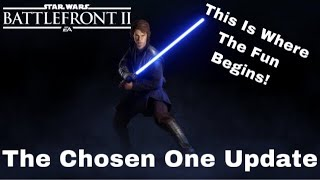 The Chosen One Update Is Here! Star Wars Battlefront 2