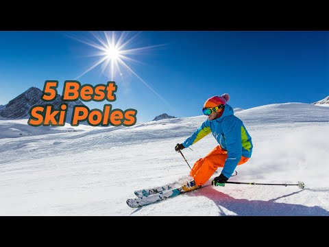 Top 5 Best Ski Poles You Could Try