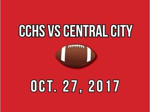 CCHS vs Central City
