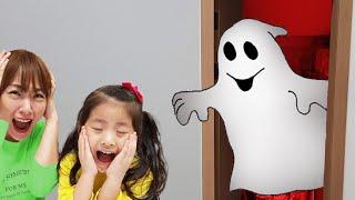 이상한게 자꾸 따라와요!! 서은이의 유령의집 보드게임 신비아파트 놀이터 귀신 Ghost House Board Game