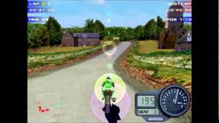 PC Gameplay - Moto Racer 2