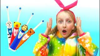 Let`s go to School Nursery rhymes & kids song by Tawaki kids