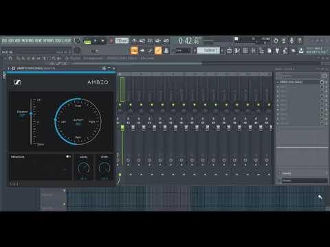 Ambeo - Senheiser - Orbit ( Inovando Seu Panorama Mixagem 3d )