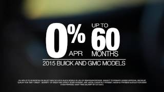 Buick-GMC of Mahwah Commercial - March 2015