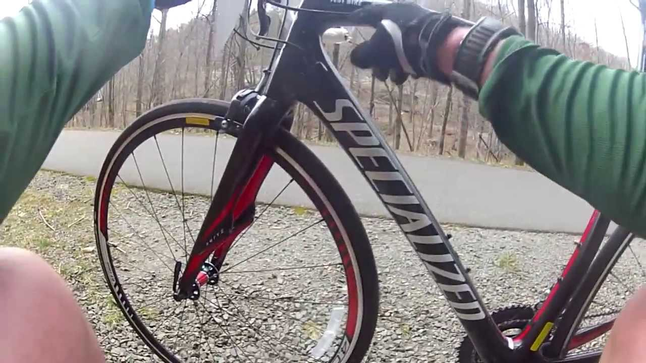 0516382f659 2013 Specialized Roubaix Expert SL4 Road Bike Test Ride/Review - YouTube