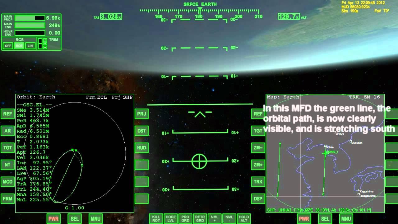 orbiter space flight simulator - photo #42