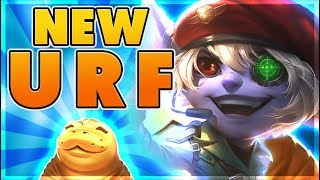 *NEW URF* 40 KILLS IN 19 MINUTES (PC WINNER ANNOUNCED) - BunnyFuFuu