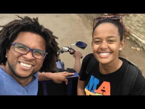 Artemedia Zwela em São Tomé e Principe 2017