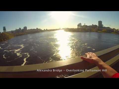 A Running Tour of Ottawa-Gatineau