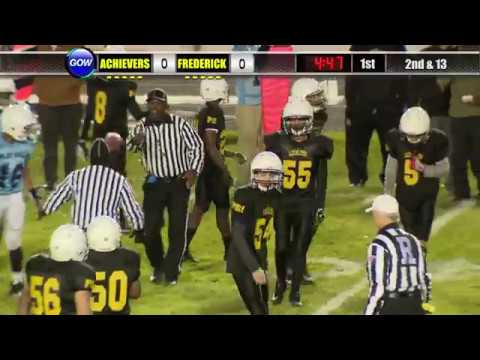 Game of the Week: BPS Middle School Football Championship