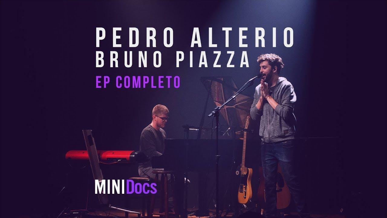 Pedro Alterio e Bruno Piazza - MINIDocs® - Episódio Completo