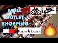 TRIP TO THE OUTLETS!! POLO, NIKE, TOMMY HILFIGER, VANS + MORE!!!