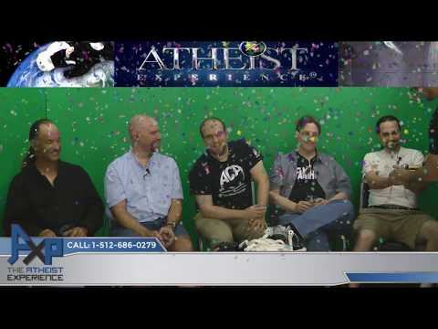 Atheist Experience 20th Anniversary Special with Russell Glasser, Tracie Harris, & More