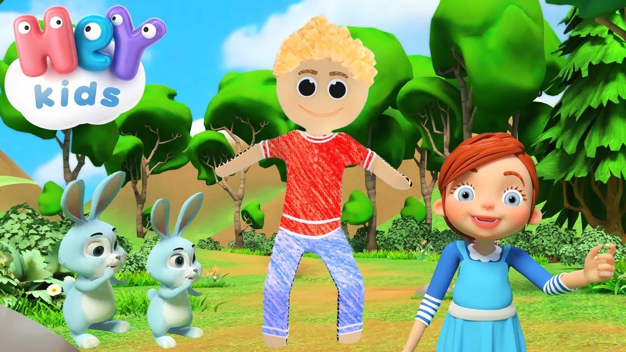 Pin Pon es un Muñeco - Canciones infantiles | HeyKids