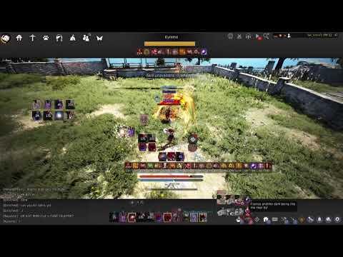 Black Desert Online | Sorceress VS Musa FT Kyreme