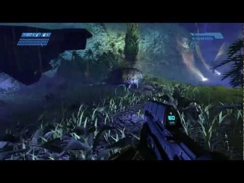 Halo Combat Evolved Anniversary - Xbox 360 - 343 Guilty Spark official video game preview trailer HD