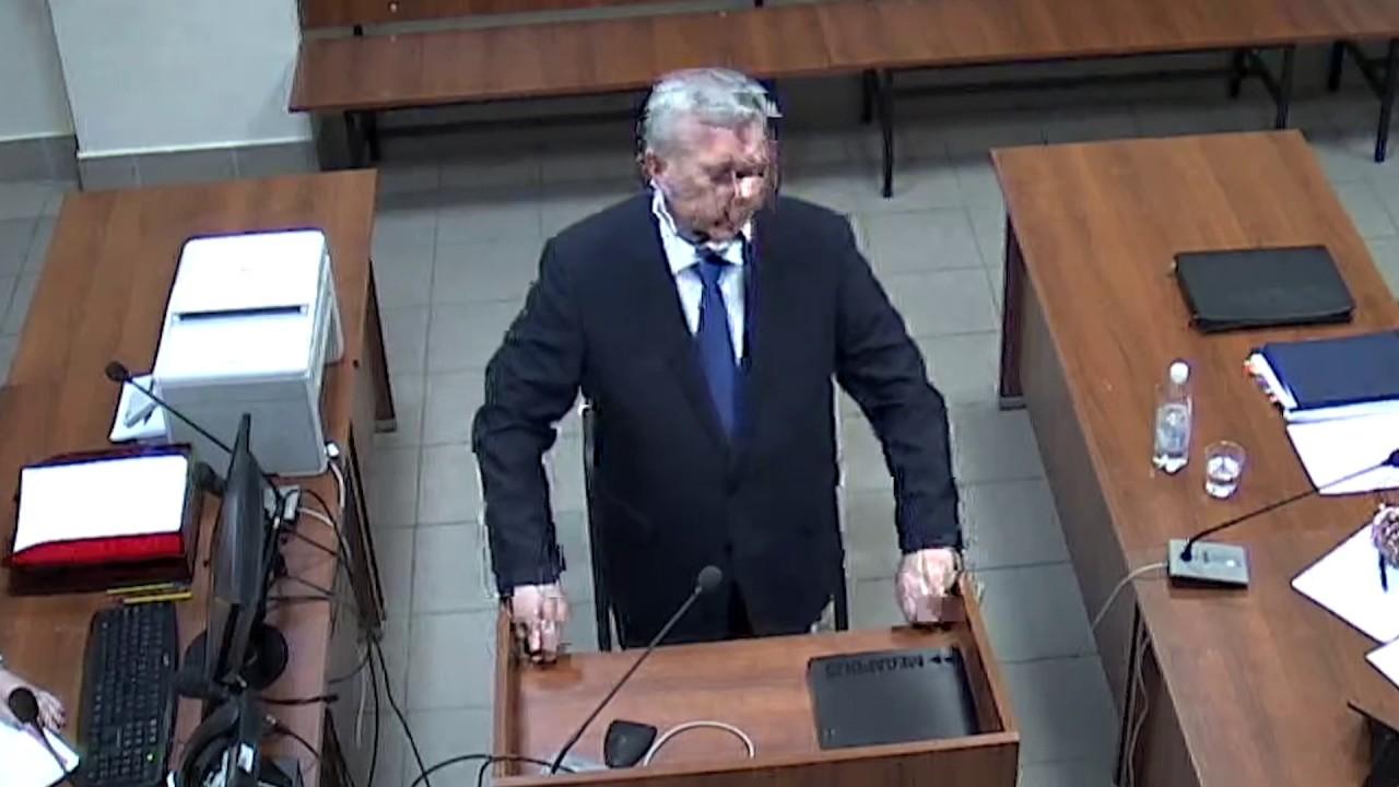 Показания А. Якименко в Дорогомиловском суде 16.12.16