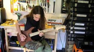 Scotti Hill 18 And Life Guitar Solo Lesson