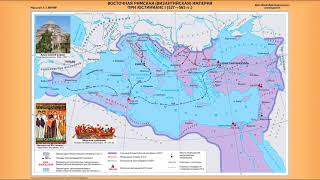 Юстиниан I, византийский император (радиопостановка)