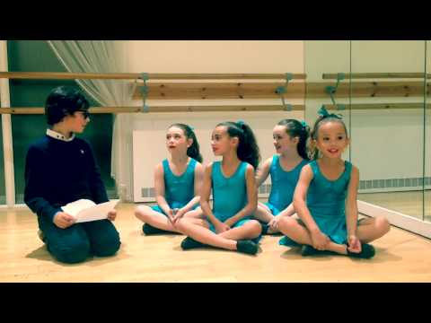 STUDIO 74 - INTERVIEW WITH PANTO GIRLS!