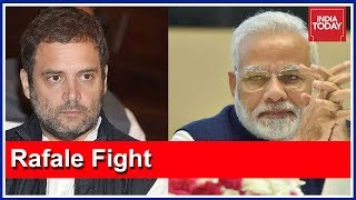 Liar Vs Liar War Over Rafale Between Centre And Congress